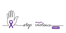 Stop Domestic Violence Hotline...