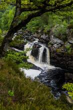 Rogie Falls, Scotland