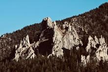 Rock Formation Near Samerberg