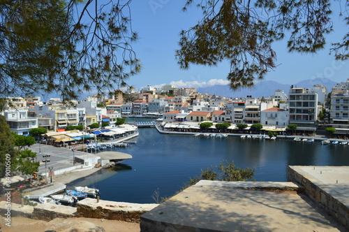 Fotografie, Obraz Agios Nikolaos, Crete