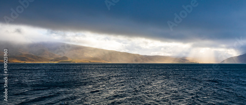 Photo A Ray Of Hope Over New Zealand