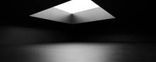 Dark Concrete Building Light G...