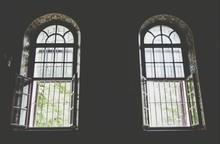 Windows Of Church