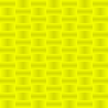 Stylish Graphic Pattern With Iridescent Squares And Yellow Squares In A Checkerboard Pattern.