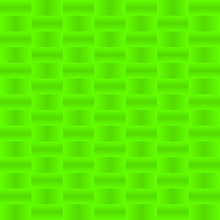 Stylish Graphic Pattern With Iridescent Squares And Green Squares In A Checkerboard Pattern.
