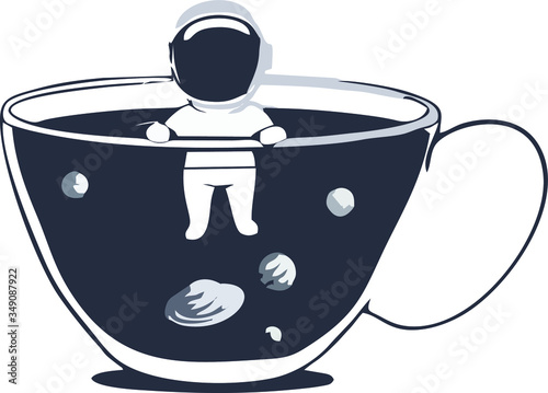 Photo Astronautics icon from science collection