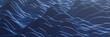 Abstrakte blaue Wellen Hintergrund Textur Oberfläche