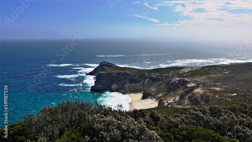 Valokuva The legendary Cape of Good Hope in South Africa
