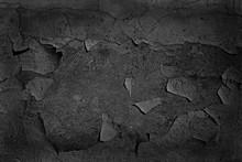 Old Crumbling Plaster Backgrou...