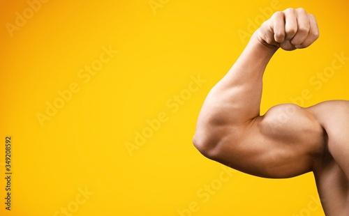 Obraz Strong. - fototapety do salonu