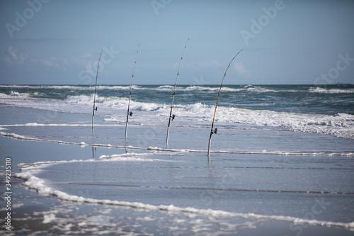 Photo Surf Fishing