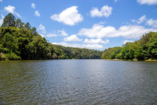 Tranquil Barron River Near Kur...