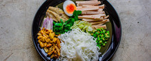 Rice Vermicelli Spicy Salad Th...