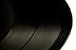 Płyta winylowa, singiel 45 rpm, detal.
