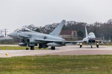 RAF Typhoon FGR4 Duo