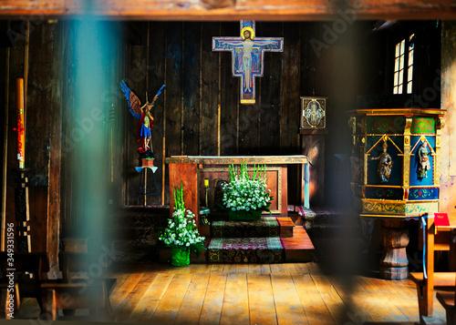 Tablou Canvas Kościół Sw Michała w Katowicach