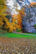 Ojcowski National Park, Rocks Called Brama Krakowska