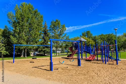 Canvastavla Grosvenor Park
