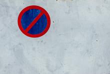 Panneau D'interdiction  Rond S...