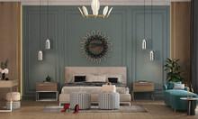 Luxurious Bedroom Design, Clas...