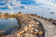Cyprus Beach.  Protaras. A Pat...