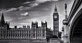 Fototapeta Big Ben - Low Angle View Of Big Ben Against Sky