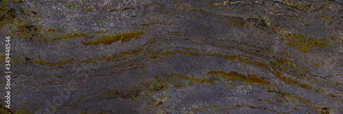 Obraz na plátně red stone marble surface with veins and glossy abstract texture background of natural material