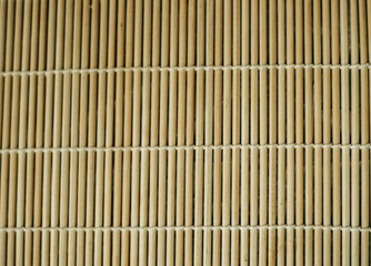 beige bamboo rug for background