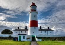 Souter Lighthouse On South Tyn...