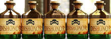 Dishonor Can Be Like A Deadly ...