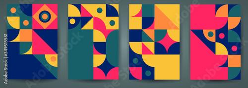 Fototapeta abstract background vector obraz