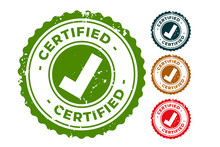 Certified And Approved Rubber ...