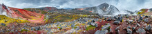 Panoramic Landscape View Of Co...