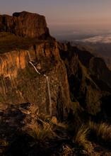 Tugela Falls, Drakensburg, Sec...