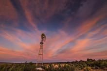 Landscape Image In The Karoo, ...