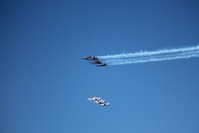 Blue Angels And Thunderbirds F...