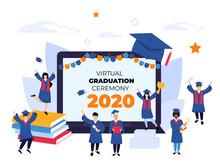 Virtual Online Graduation Cere...