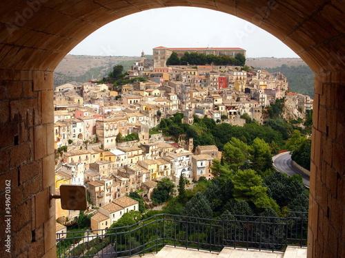 Slika na platnu View Of Cityscape