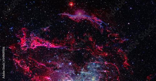 Obraz na płótnie High resolution image of the universe