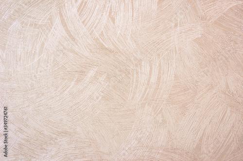 Fototapeta Full Frame Shot Of Beige Wall