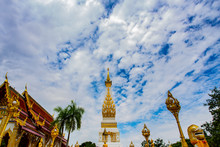 Wat Phra That Phanom Located I...