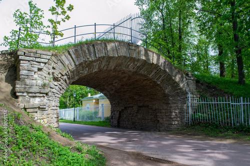 фотография Tsarskoye Selo. Little Caprice Arch
