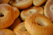 Full Frame Shot Of Donuts