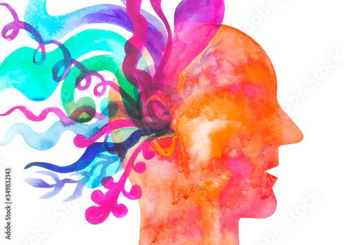 Fotografia Dipinto acquerello musica