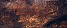 Copper Texture. Natural Materi...