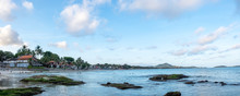 Panoramic View At The Chaweng ...