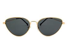 Cat Eye Sunglasses With Black ...
