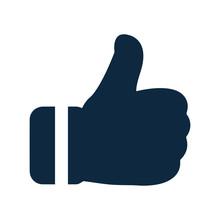 Thumbs Up, Favorite, Hand, Lik...