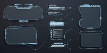 Techno Frame, Interface. Virtu...