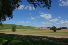 éolienne Vue Large